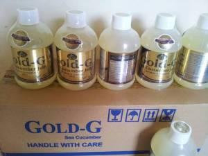 Obat Amandel Membesar Tradisional yang herbal nan alami yaitu dengan JELLY GAMAT GODL-G BERKUALITAS TERBAIK